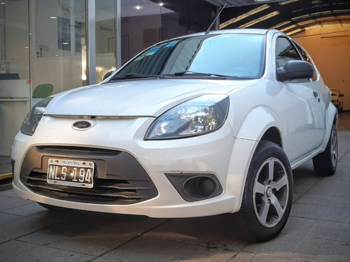 Imagen 1 de 11 de Ford Ka Viral 1.0 2013 Impecable Remato Ya! (mac)