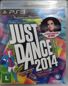 Ps3 Game Just Dance 2014