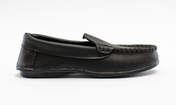 Zapatos Mocasines Colegial Unisex T117