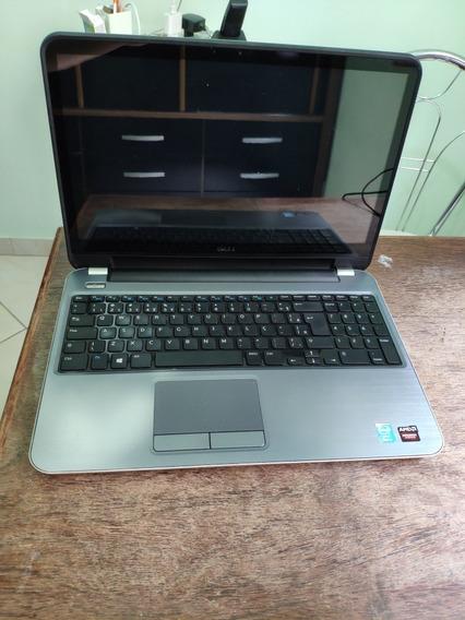 Notebook Dell Inspiron 15r I7 1tb 8gb. Ler Descrição!