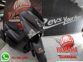 Nueva N-max 155 Abs Modelo 2019 Mundo Yamaha
