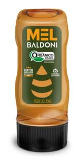 Mel Silvestre Orgânico Bisnaga 300g Baldoni