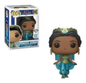 Princess Jasmine Diamond Disney Aladdin Funko Pop! #541