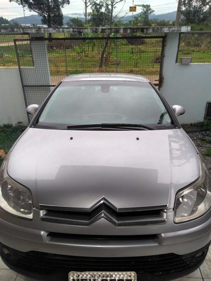 Citroën C4 Pallas 2.0 Exclusive Flex Aut. 4p 2009