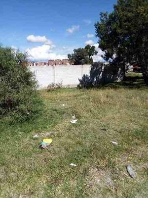 Terreno En Venta En Huacaltzingo, Yahuquemehcan Tlaxcala