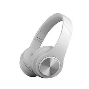 Fone De Ouvido Dobrável Microfone Bluetooth Sem Fio
