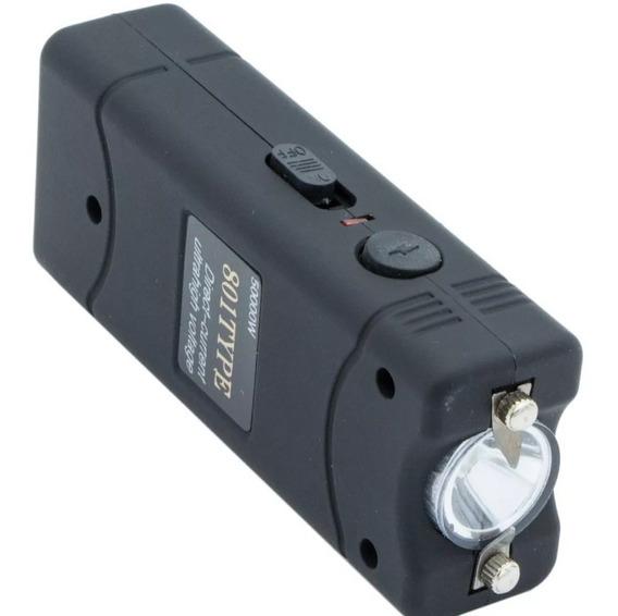 Stun Gun Paralizador Taser 801 Linterna Defensa Envio Gratis