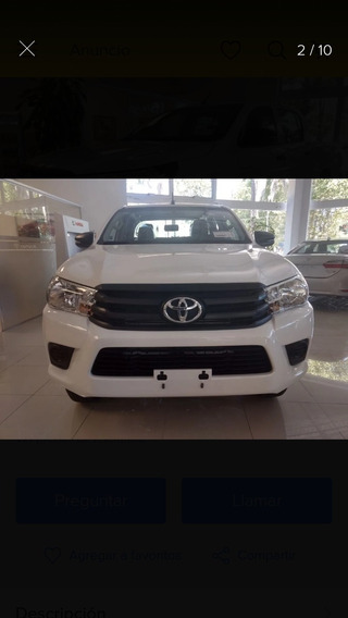 Toyota Hilux 4x4 Dx 2.4 Tdi 6 M/t 4x4 Dc Dx 2.4