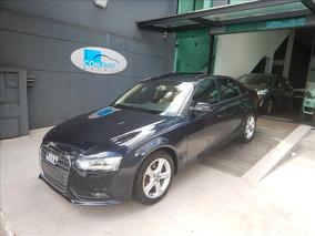 Audi A4 A4 Ambiente 2.0t Azul Único Dono C/ Teto