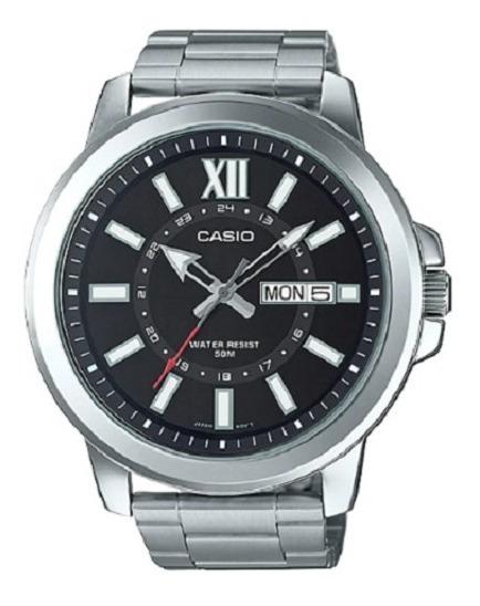 Relógio Casio Masculino Classic Standard Mtp-x100zd-1avdf