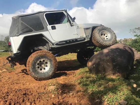 Jeep Wrangler Rubicon 4x4 At