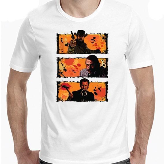Remeras Tarantino Culto Django |de Hoy No Pasa| 25