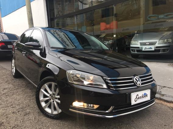 Volkswagen Passat 2.0 Tsi Dsg7 Preta - 2014