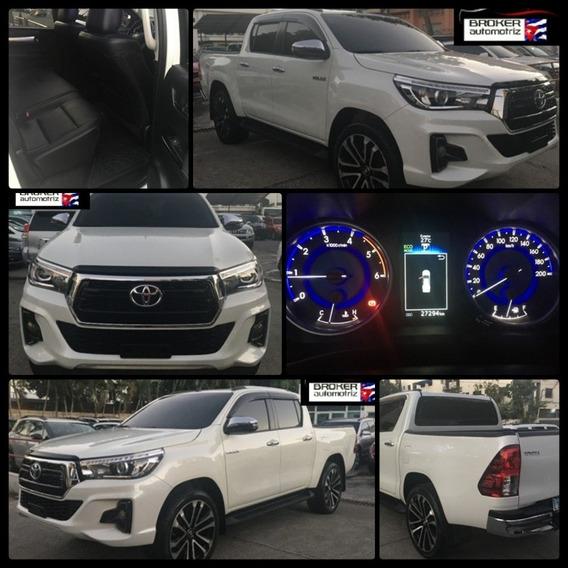 Toyota Hilux Svr Japonesa