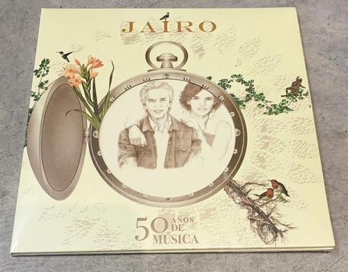 Jairo, 50 Años De Musica, Cd, Nuevo Y Sellado