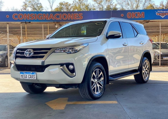 Toyota Hilux Sw4 Srx 4x4 At 2016 - Absolutamente Impecable!