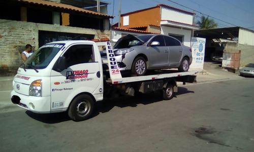 Reboque Hyundai Hr  Plataforma Prancha De 4,5 Mt/ Guincho
