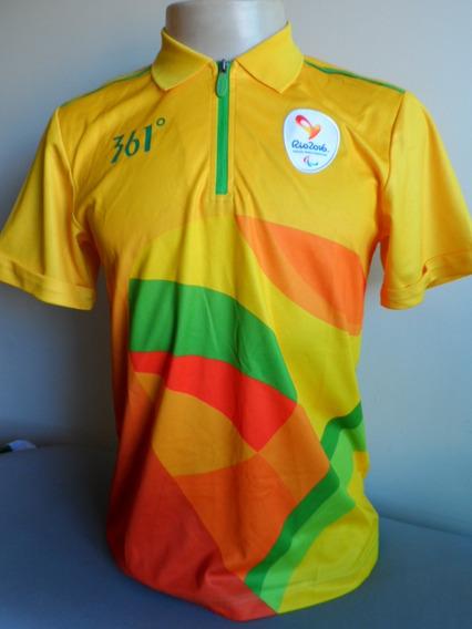 Camisa Olimpíadas Brasil Rio 2016