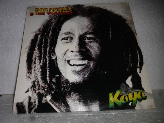 Lp Bob Marley Kaya 1987 Br Com Encarte - Z E R A D O