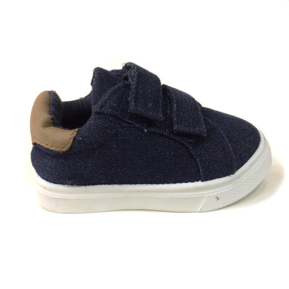 Zapatos Minimum Para Niños - Mi16770k Navy Tallas 22 A La 28