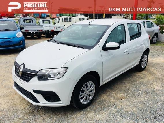 Renault Sandero Zen 1.0 Full 2020 0km