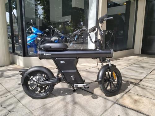 Sunra Zbot Litio Eléctrica Moto Scooter 0 Km  Anticipo V