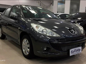 Peugeot 207 1.4 Flex Unica Dona - Impecavel Com Dvd Retratil