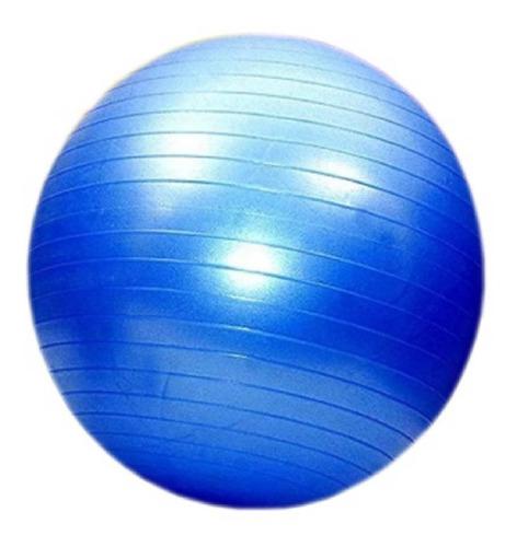 Pelota De Pilates 85 Cm Yoga Fitness Con Inflador De Regalo