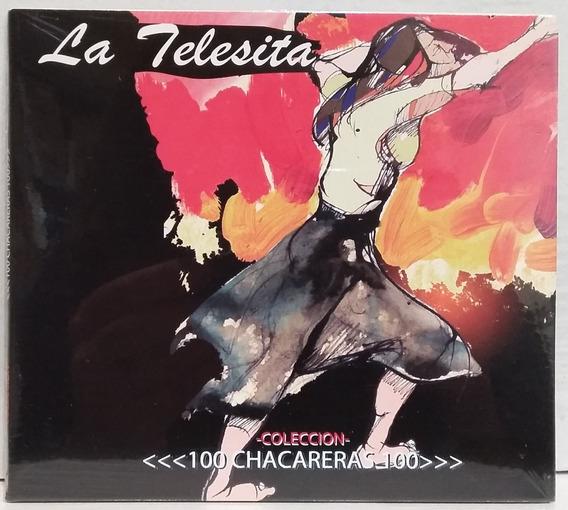 Colección De 100 Chacareras 4 Cds Original Sellado