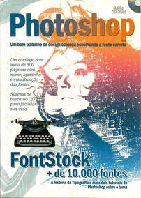 Photoshop Fontstock + Cd