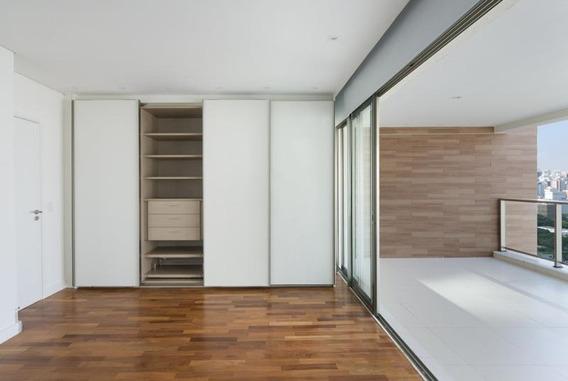 Apartamento Duplex Para Venda De 200m² Com 3 Suítes, 4 Vagas E 2 Depósitos Na Leopoldo Couto De Magalhães Junior - Ad0006