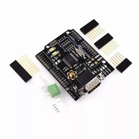 Modulo Canbus Can Bus Shield Para Arduino Mcp2515 Tja1050