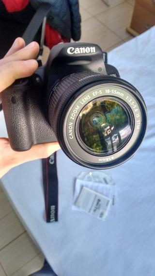 Canon T5i + Lente 18 - 55 Mm