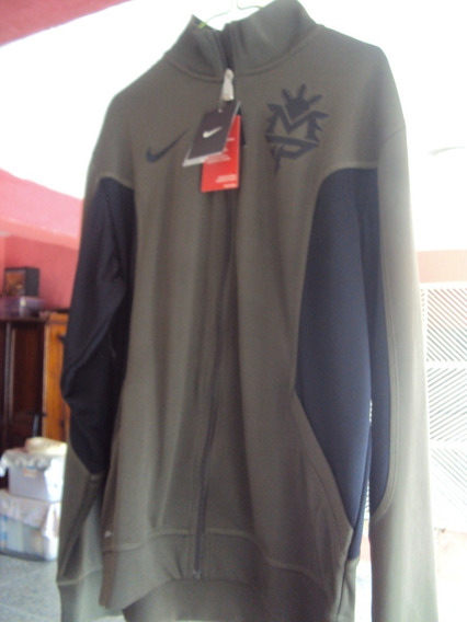 Chaqueta Nike Dri-fit Manny Pacquiao Made In Indonesia