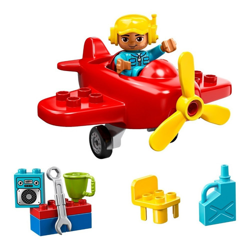 Imagen 1 de 2 de Lego Extra Duplo Town Con Mas Piezas