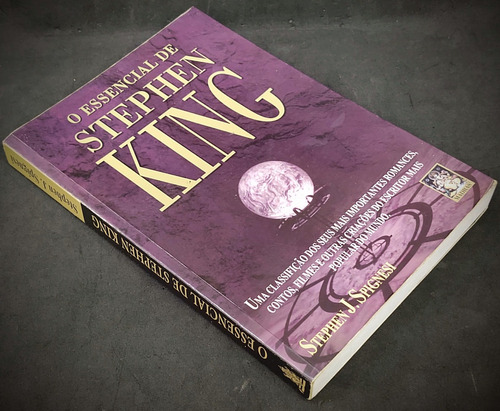 Livro: O Essencial De Stephen King - 2014