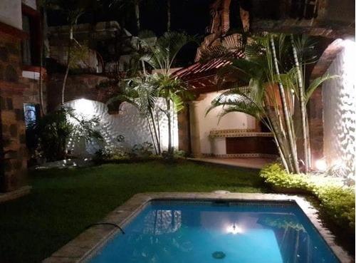 Renta De Hermosa Casa En Reforma Cuernavaca Zona Dorada