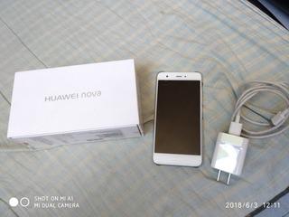 Huawei Nova 3gb Ram Y 32gb Interna(precio Negociable)