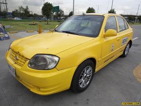 Taxis Otros Hyundai Accent Gl