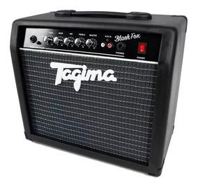 Violão Amplificador Cubo Tagima Black Fox 50w Rms Guitarra