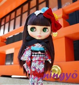 Clube Doll: Boneca - Neo Blythe - Lady Camellia