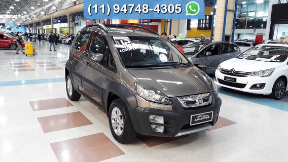 Idea 1.8 Adventure Flex 5p Manual 2011/2012