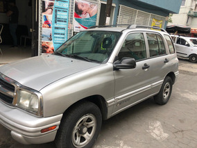 Chevrolet Tracker Hard Top Cd L4 4x4 At