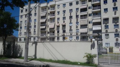 Imagem 1 de 14 de Ótimo Apartamento Com 2 Quartos No Pechincha,ci1695