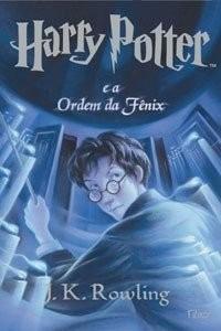 Livro Harry Potter E A Ordem Da Fenix (novo)