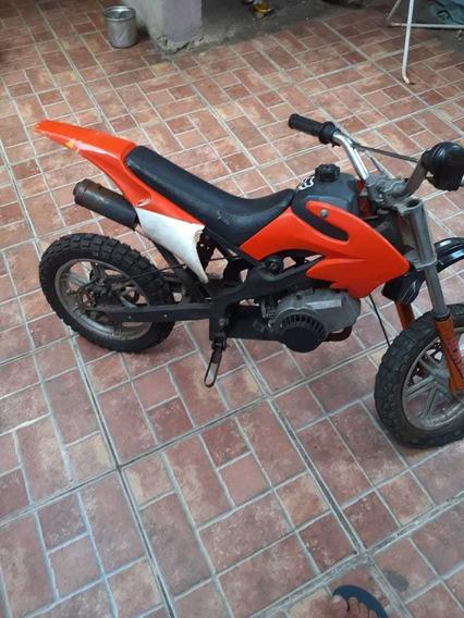 Honda Mini Moto Cros 50 Cc