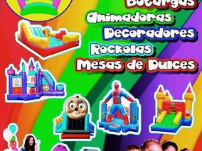Renta Inflables Veracruz