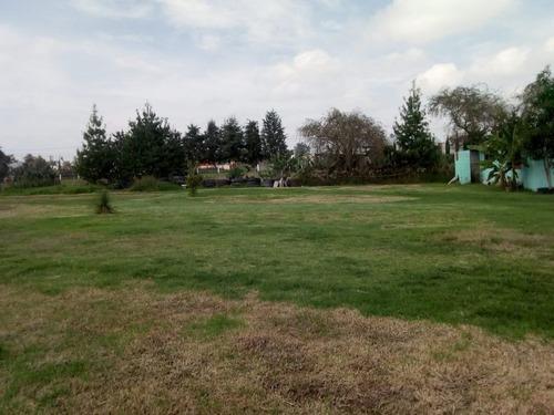 Terreno En Venta En San Mateo Ixtacalco, Cuautitlan