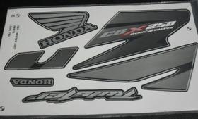Kit Adesivo Twister 2008 Prata