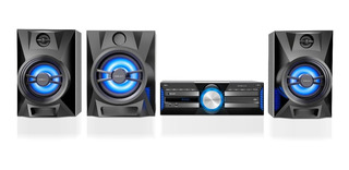 Minicomponente Noblex Mnx850btx Nfc Mp3 Usb Bluetooth 11500w